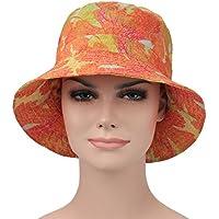 MEICHEN-Outdoor Cappello da sole la protezione solare di rapida essiccazione hat per uomini e donne piccolo, colorato di benna Hat fisherman Hat ladies Cap,Autumn Leaf Red