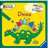 Malen nach Zahlen Dinos
