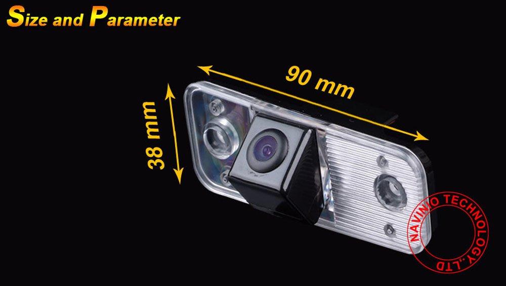 Kalakass-Rckfahrkamera-an-Nummernschild-anbringbar-170-Sichtwinkel-Nachtsicht-Wasserdicht-Einparkkamera-fr-Azera-Santa-FE-IX45-Grandeur-ix25