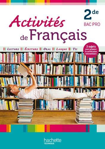 activits-de-franais-2de-bac-pro-livre-lve-ed-2012