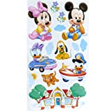 MICKEY MOUSE Childrens Bedroom Nursery Wall Stickers