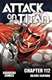 Attack on Titan #112 (English Edition)