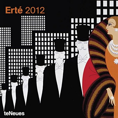 2012 Erte Grid Calendar
