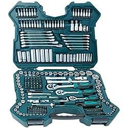 Mannesmann Set de clés à douille 0,6 / 0,95 / 1,27 cm 215 pièces
