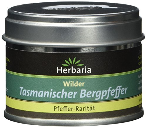 Herbaria Tasmanischer Bergpfeffer, S-Dose, 1er Pack (1 x 20 g)