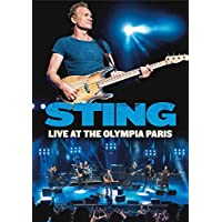 Sting - Sting Live At The Olympia