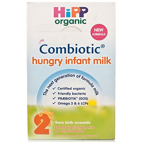 Hipp Organic 2 From Birth Onwards Hungry Infant Milk