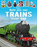 Build Your Own Trains Sticker Book (Build Your Own Sticker Books)