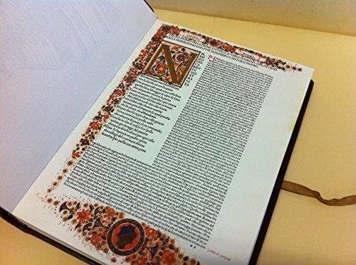 La commedia del divino poeta fiorentino Dante Alighieri (rist. anast. Brescia, 1487)