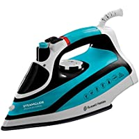 Russell Hobbs 21370 Steamglide Professional Iron, 2600 W - Blue and Black