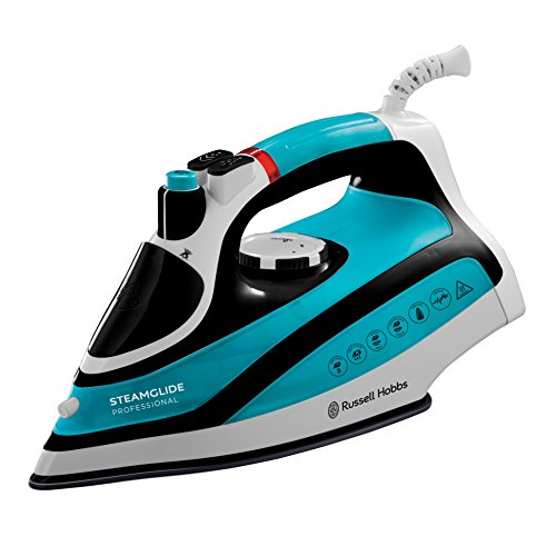 russell-hobbs-steamglide-professional-2600-w-steam-iron-21370-blue-and-black