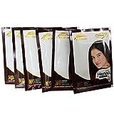 Herbal Henna Powder Hair Colour dye Ammonia Free Natural colours (Dark Brown)