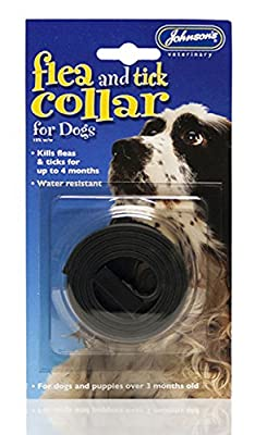 Johnsons Flea and Tick Collar for Dogs from Johnsons