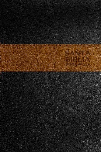Biblia de promesas NTV piel especial dos tonos negro/café/ NTV Promise Bible, Imitation Leather, Black/Coffee: Piel Especial, Dos Tonos / Special Leather Two Tone