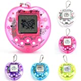 Enlarge toy image: Virtual Tamagotchi Pets,Wyurhjh® 168 Pets Cyber Electronic Game Toy Xmas Socking Filler Gift for Kid Child (Random) -  preschool activity for young kids