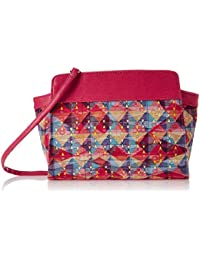 Kanvas Katha Women's Sling Bag (Multi)