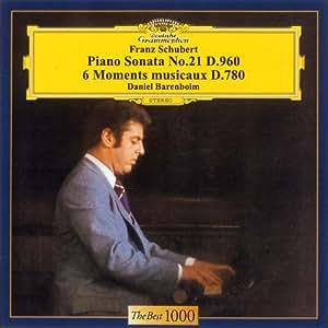 Schubert:Piano Sonata No.21/Mo