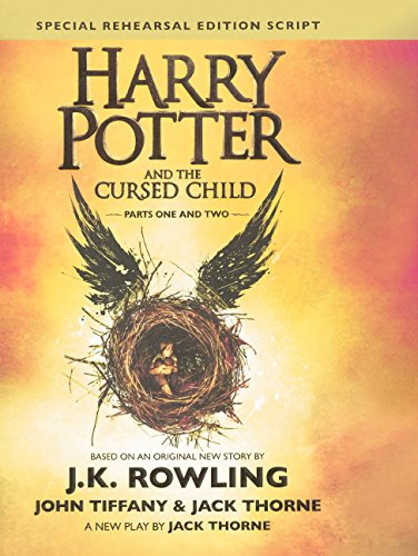Harry Potter and the Cursed Child - Parts One and Two Cover Image
