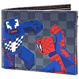 Marvel Spider-Man 8-Bit de style Multicolore Portefeuille