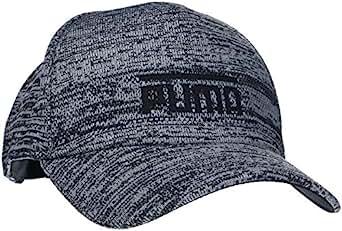 PUMA Men's Baseball Cap (2174202_Puma Black-Quarry-Knit_Adult)