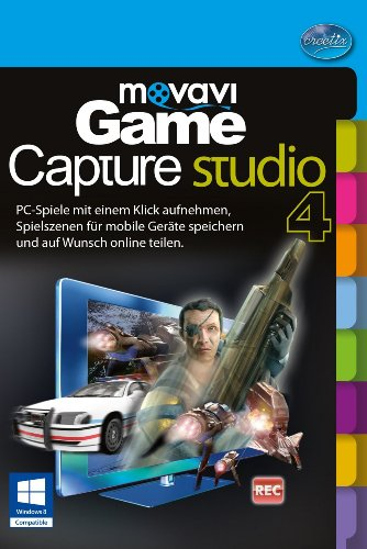 Movavi Game Capture Studio [Download]