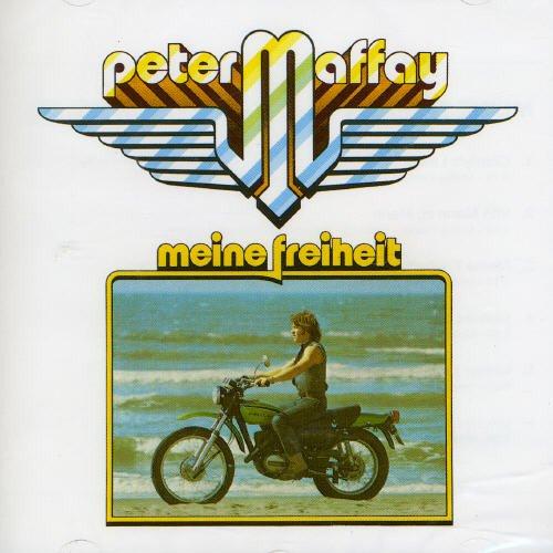 Peter Maffay: Meine Freiheit (Audio CD)
