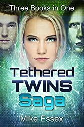 Tethered Twins Saga: Complete Trilogy (Twins, Souls and Hearts) (English Edition)