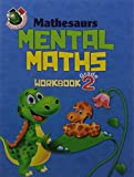 Mathesaurs Mental Math Workbook Grade - 2