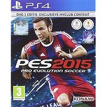 Pro Evolution Soccer 2015 - edition day one - [Edizione: Francia]
