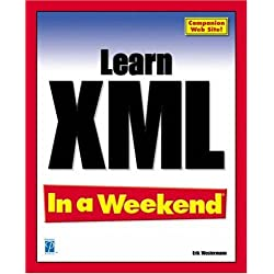 Learn XML in a Weekend