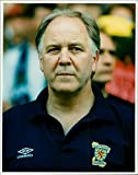 Fotomax Vintage Photo of Craig Brown, Football Manager Scotland