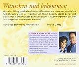 Image de Wünschen und bekommen: Abrahams Anleitung zur Erfüllung Ihrer Wünsche: 1 CD
