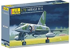 Heller - 80351 - Construction Et Maquettes - Mirage Iv A - Echelle 1/72ème