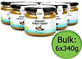 Forest Honey Organic Set 6x340g