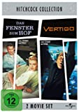 Hitchcock-Collection: Das Fenster zum Hof / Vertigo [2 DVDs]