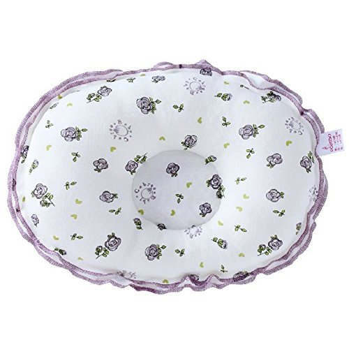 Kangkang Newborn Baby Correction Slants Finalize Design Pillow Against the Head Type Correct Baby Head Type Toddle Protective flat head Baby Anti-roll Infant Head Support Pillow