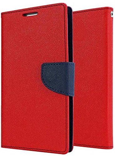 Flip Cover For Micromax Canvas Nitro A311 - Red