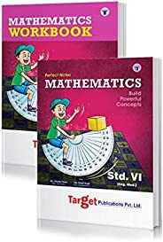 Std 6 Perfect Maths Notes and Workbook | English Medium | Maharashtra State Board Books | Includes Textual Que
