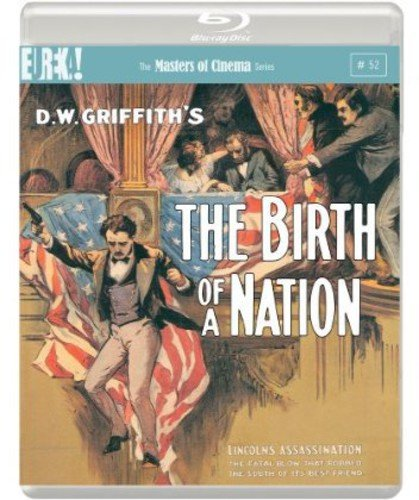 BIRTH OF A NATION, THE (Masters of Cinema) (BLU-RAY) [UK Import]