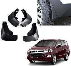 Autopearl Car O. E Type Mud Flaps for Toyota Innova Crysta