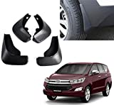 #9: Auto Pearl - Premium Quality Car O.E Type Mud Flaps For - Toyota Innova Crysta