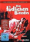 Die tödlichen Bienen (2-Disc Limited Collector's Edition Nr. 24, Cover A, Limitiert auf 333 Stück) [Blu-ray]