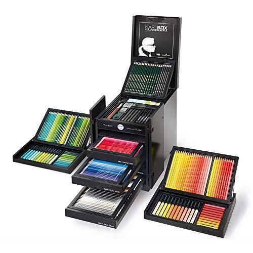 Faber Castell Box (Faber-Castell Karlbox, limitierte Edition, Sammelbox, 110051, NEU&OVP)