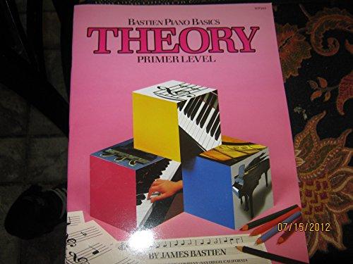 Bastien Piano Basics: Theory Primer (Primer Level/Bastien Piano Basics Wp205) by Bastien, Jane (1997) Paperback