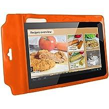 Ksix BXFUSP10NJ - Funda universal con función soporte para tablet de hasta 10