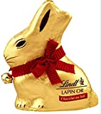 Lindt Gold Bunny Milk 200 g (Pack of 3)