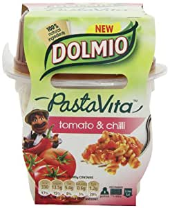 Dolmio Pastavita Tomato & Chilli 300g (Pack of 5)