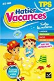 Cahier de vacances de la Toute petite section vers la Petite section- 2019...