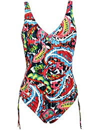 Red Point Beachwear, Femme, Maillot 1 pièce, Control mousse, Bahamas