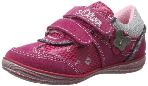 s.Oliver Casual 5-5-34205-22 Mädchen Slipper, Pink (Fuxia 532), EU 29